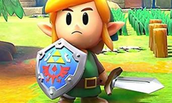 The Legend of Zelda Link's Awakening : deux personnages se dévoilent en vidéo