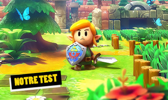 Test Zelda Link's Awakening : le remake était presque parfait !