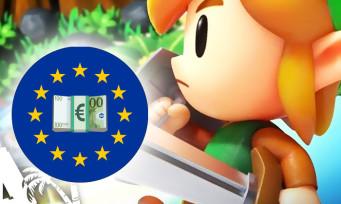 Zelda Link's Awakening : c'est le meilleur lancement européen de 2019 sur Switch, chapeau bas