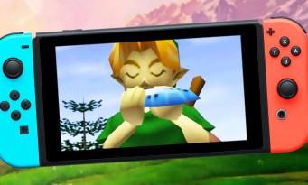 Zelda : Ocarina of Time et Majora's Mask sur Switch pour les 35 ans de la saga ?