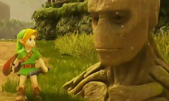 Zelda Ocarina of Time : une vidéo qui montre le jeu sur l'Unreal Engine 4, et c'est magnifique !