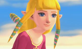 Zelda Skyward Sword HD : Nintendo revient sur les améliorations techniques et visuelles