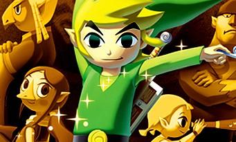 Zelda The Wind Waker HD : deux nouvelles vidéos pour le prix d'une