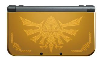 The Legend of Zelda Tri Force Heroes : une New 3DS XL collector annoncée aux Etats-Unis