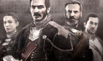 The Order 1886 : deux vidéos making of pour célébrer les 4 ans du jeu