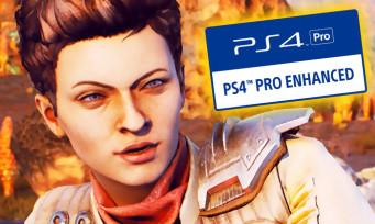 The Outer Worlds : finalement, le jeu sera bien amélioré graphiquement sur PS4 Pro !