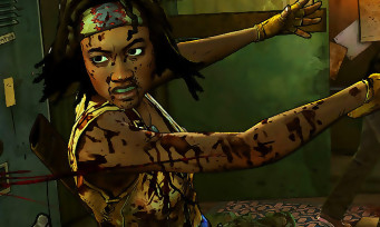 The Walking Dead Michonne : les six premières minutes de gameplay du jeu