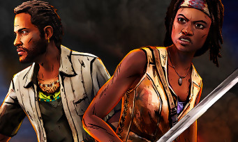 The Walking Dead Michonne : un trailer violent pour la sortie du second épisode