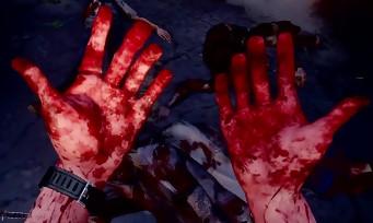 The Walking Dead Saints & Sinners : le jeu est dispo sur PS4, voilà le trailer de lancement