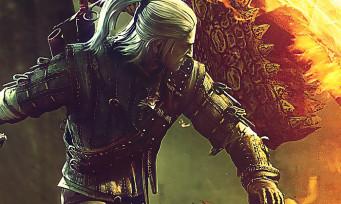 The Witcher 2 offert pour fêter la rétrocompatibilité sur Xbox One