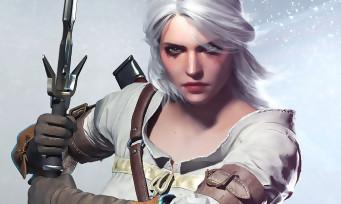 The Witcher 3 : Ciri, la belle blanche, sera jouable