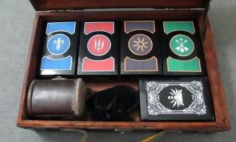 The Witcher 3 : elle réalise une boîte de gwynt grandeur nature pour son petit ami !