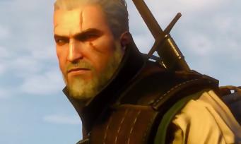 The Witcher 3 : Geralt affronte un dragon rouge à la PAX East 2015