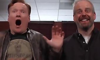 The Witcher 3 : Conan O'Brien fait un Let's Play totalement délirant et avec du sexe dedans