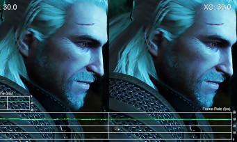 The Witcher 3 : le framerate est meilleur sur Xbox One que sur PS4, la preuve en vidéo