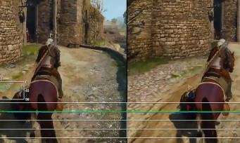 The Witcher 3 : le patch 1.07 améliore bien l'interface mais plombe le framerate !