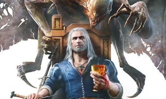 The Witcher 3 : voilà l'illustration officielle de l'extension Blood & Wine !