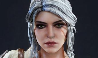The Witcher 3 Wild Hunt : une superbe statue de Ciri à plus de 600€ !
