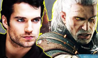 The Witcher : grosse surprise, Henry Cavill (Superman) incarnera Geralt pour la série Netflix !