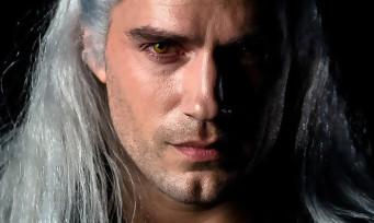 The Witcher : une 1ère vidéo de Henry Cavill en Geralt pour Netflix, on est dubitatif