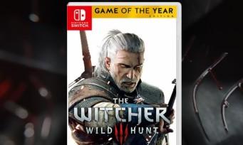 The Witcher 3 : le jeu sur Switch à la rentrée ? Des indices sèment le doute