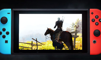The Witcher III : le jeu officialisé sur Nintendo Switch lors de l'E3 2019, en voici un trailer