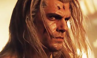 The Witcher : la série Netflix offre un trailer bien badass pour présenter Geralt de Riv