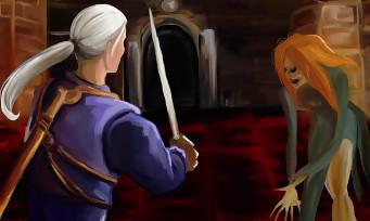 The Witcher : un prototype du jeu de 1997 fait surface et dévoile un Geralt bien différent