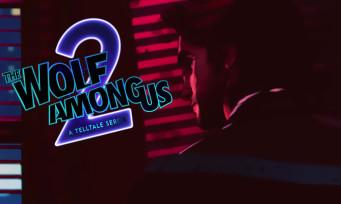 The Wolf Among Us 2 : hourra ! Le jeu ressuscite avec un premier teaser excitant