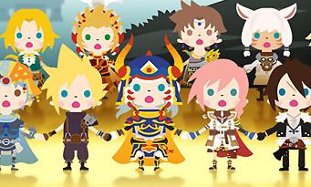 Theatrhythm Final Fantasy : bientôt adapté à Dragon Quest ou Kingdom Hearts ?