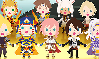 Test Theatrhythm Final Fantasy Curtain Call sur 3DS