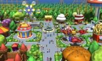 Plus de screenshots pour Theme Park DS