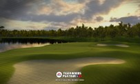Tiger Woods PGA Tour 09 prend la pose