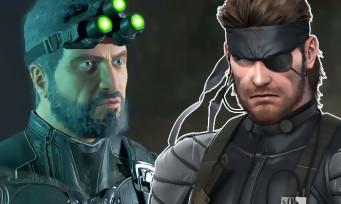 Ghost Recon Wildlands : Sam Fisher (Splinter Cell) rend un bel hommage à Solid Snake et à Metal Gear Solid