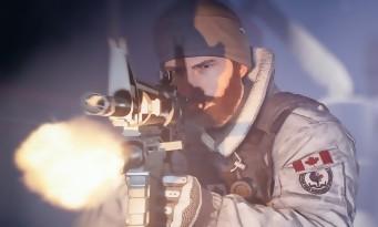 Rainbow Six Siege : le DLC Black Ice brise la glace en vidéo