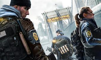 """The Division : la mise à jour 1.8 """"Resistance"""" dévoile son contenu massif en vidéo"""