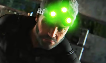 Ghost Recon Breakpoint : un trailer pour l'extension Splinter Cell, Sam Fisher vieilli
