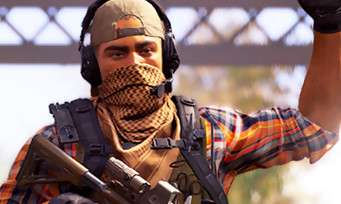 Ghost Recon Frontline: a free-to-play Battle Royale developed by Ubisoft Bucharest, here's some gameplay