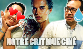TOMB RAIDER LE FILM : un mauvais copié-collé du jeu vidéo ? Notre verdict sur le film