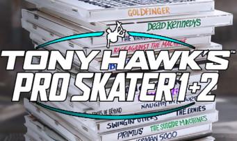 Tony Hawk's Pro Skater 1 + 2 Remake : voici le contenu de la B.O. du jeu, on constate des absences