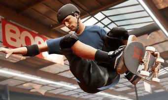 Tony Hawk's Pro Skater 1 + 2 aussi sur next gen' et Nintendo Switch : détails sur la technique