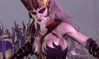 Total War Warhammer 2 : un trailer de 3 min avec les Elfes Noirs
