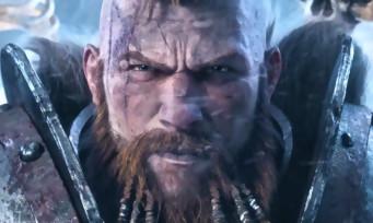 Total War Warhammer II : les barbares Norses et les régiments de renom débarquent en vidéo