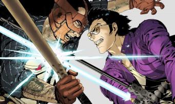 Travis Strikes Again No More Heroes : le jeu tient sa date de sortie sur PC et PS4