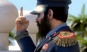 Tropico 6 : un trailer de lancement qui nous emmène dans les caraïbes !