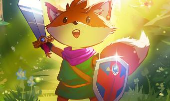 TUNIC : le Zelda-like avec le renard s'offre une nouvelle vidéo à l'E3 2018