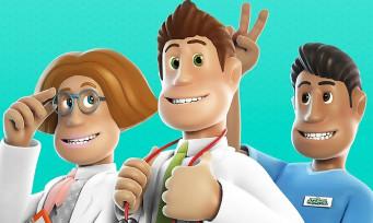 Two Point Hospital : un trailer qui nous prévient de l'arrivée des aliens dans le jeu !