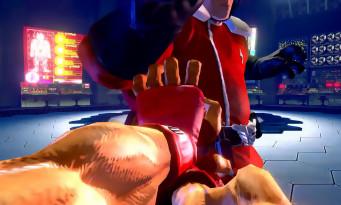 Ultra Street Fighter II (Nintendo Switch) : le mode FPS se dévoile dans une vidéo de gameplay