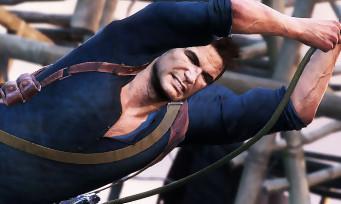 Uncharted 4 : voici les 8 min de gameplay en plus montrées en behind closed doors à l'E3 2015