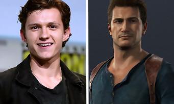 Uncharted Le Film : C'est Tom Holland (Spider-Man) qui jouera Nathan Drake enfant